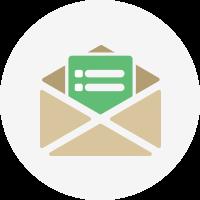 メール配信機能