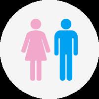 年齢・性別統計